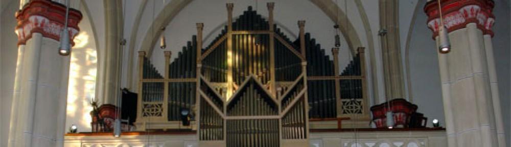 Kirchenmusik an St. Cäcilia  Düsseldorf-Benrath